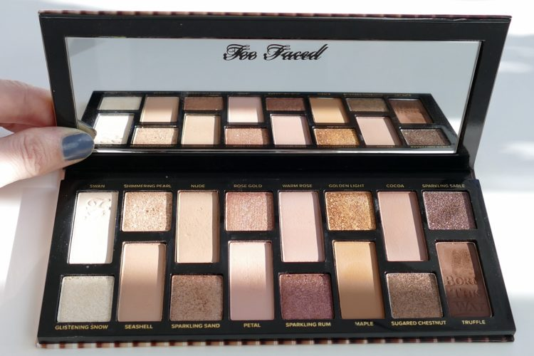 Born This Way The Natural Nudes Too Faced