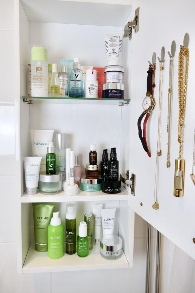 bra produkter i badrumsskåp