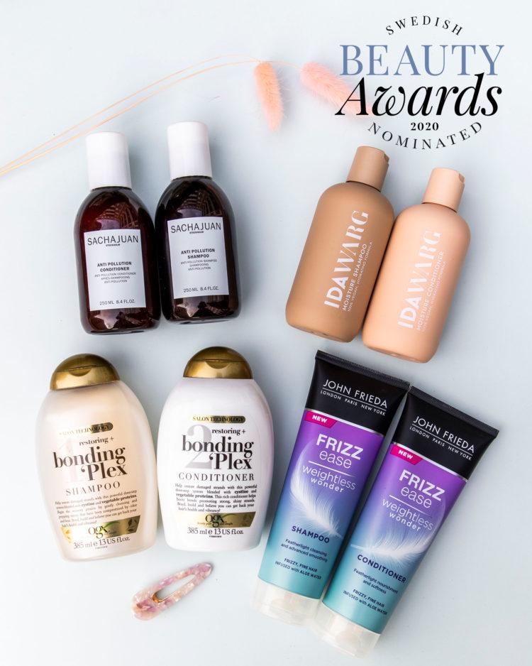 Årets bästa schampo och balsam - konsument