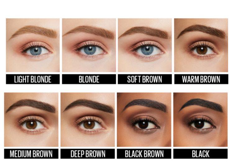 hur får man snygga ögonbryn