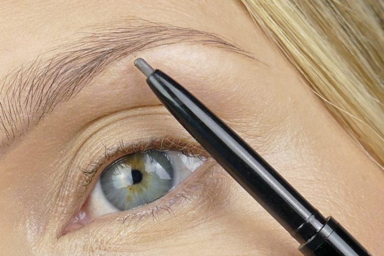 smal ögonbrynspenna