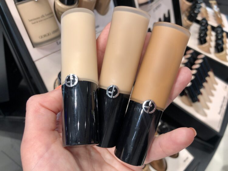 Luminous Silk concealer armani