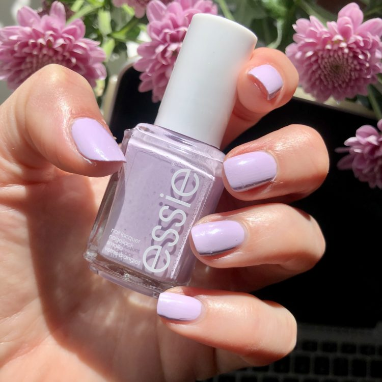 essie Ruffle Your Petals 723