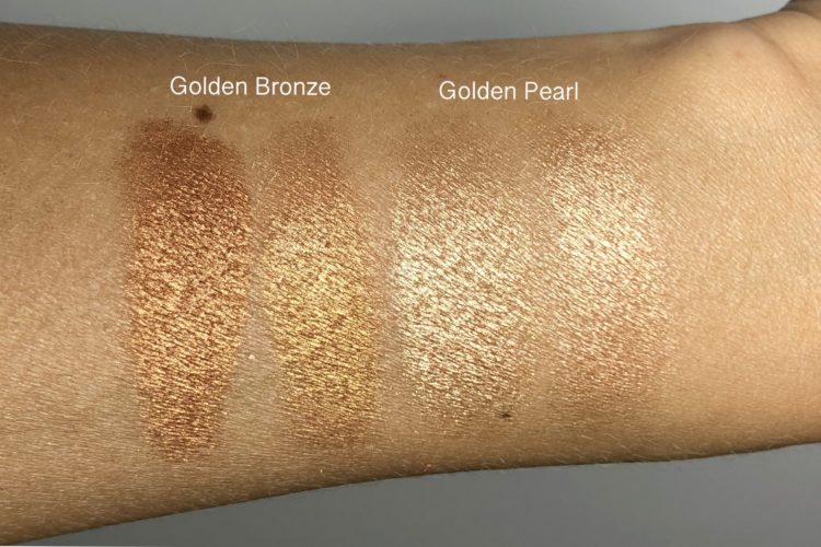 Halo Glow Highlighter Duo swatch