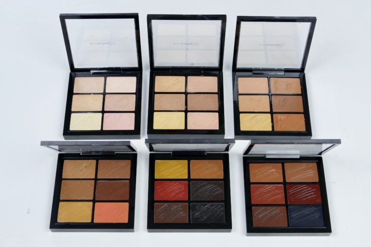 Studio fix conceal and correct palette färger
