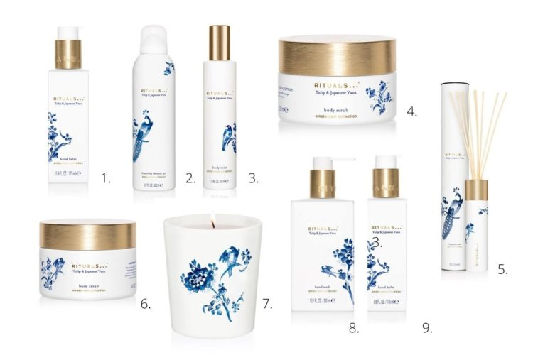 rituals Amsterdam Collection