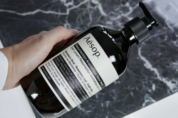 Aesop Resurrection Aromatique Hand Wash