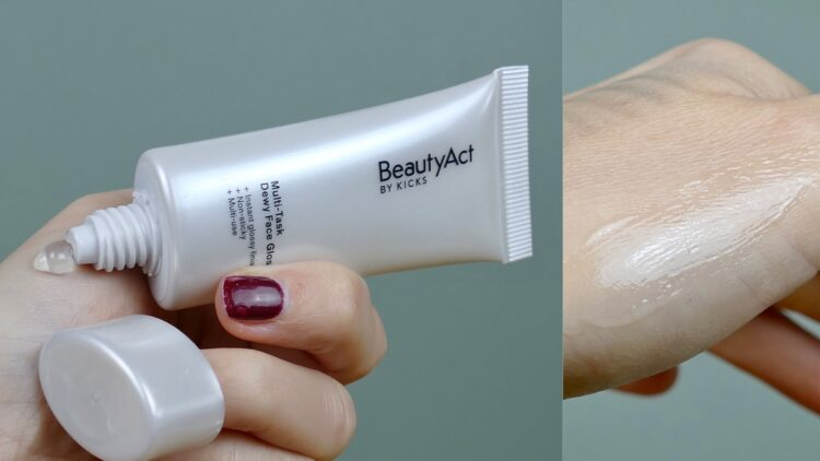 BeautyAct Multi-Task Dewy Face Gloss