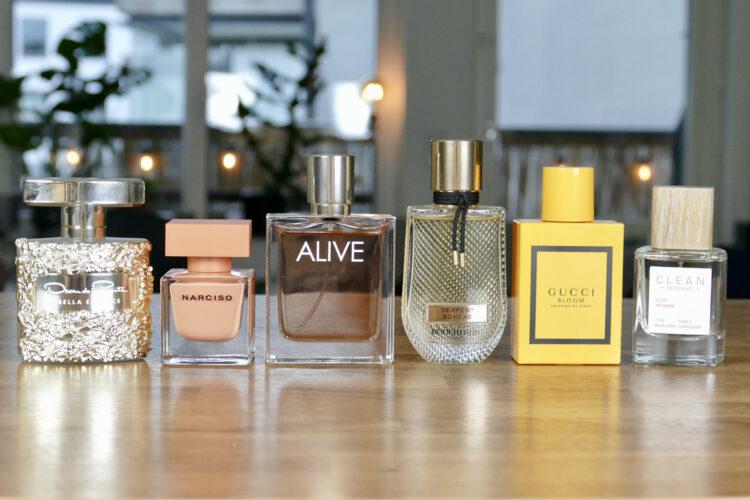 Bästa parfymen dam 2020