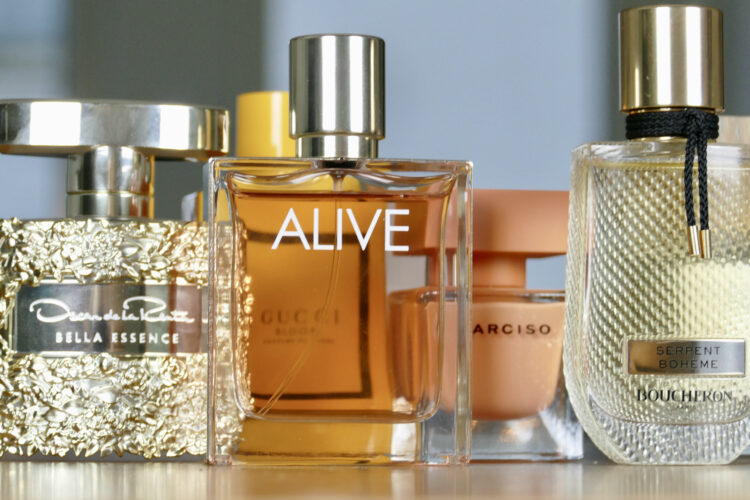 Mina 6 bästa parfymer 2020