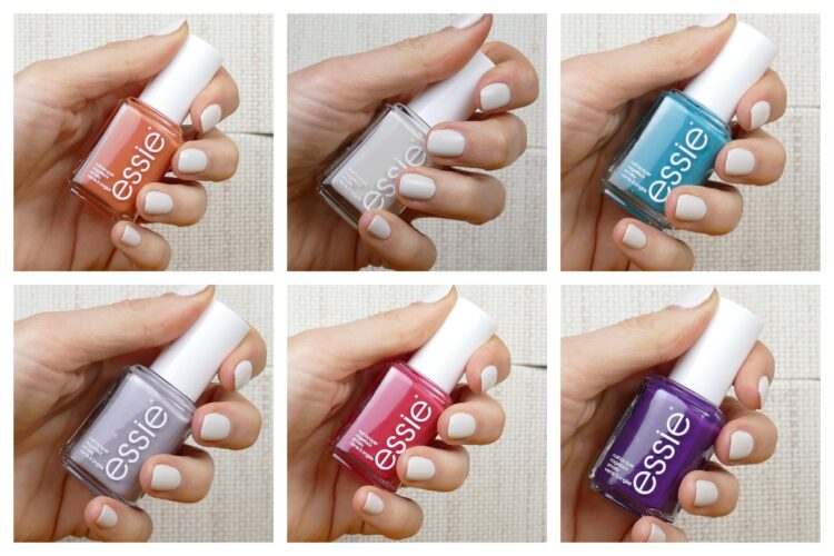 Essie Keep You Posted Collection
