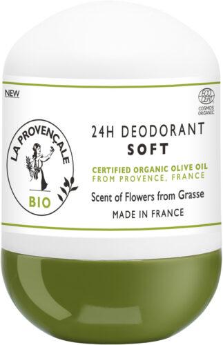 24 H Soft Deodorant, La Provencale Bio