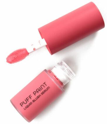 Puff Paint Liquid Blush serum darya