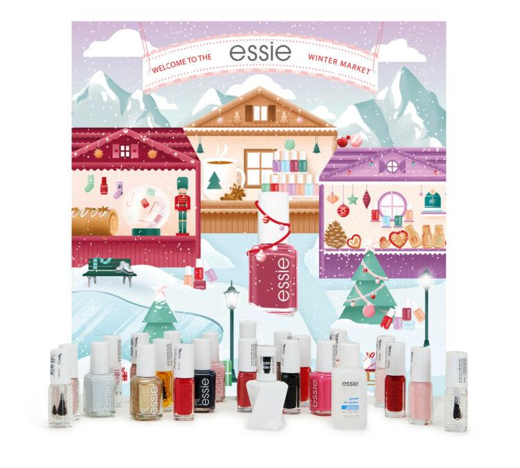 Advent Calendar julkalender Essie